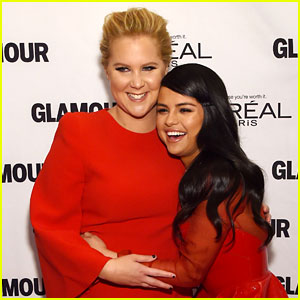 Selena Gomez Calls Amy Schumer's 'I Feel Pretty' a 'Modern Day 13 Going on 30' (Video)