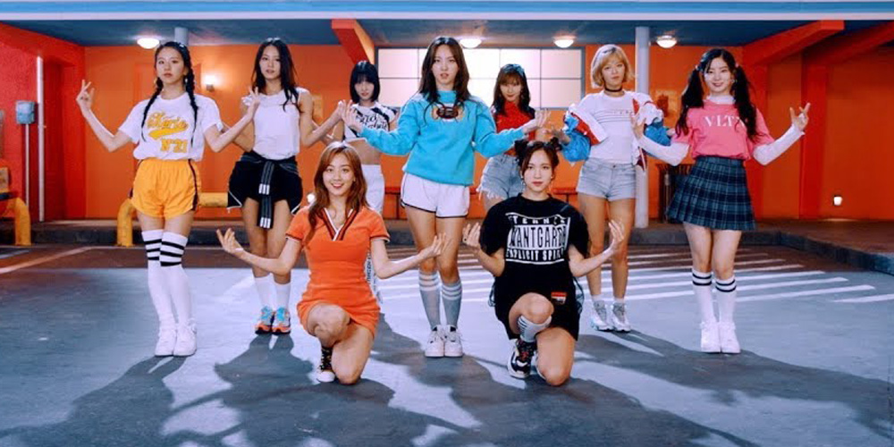 Twice Release Music Video For Wake Me Up Watch Now