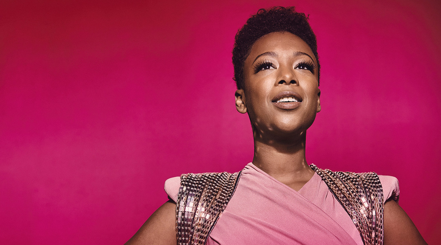 Samira Wiley Jokes She's A Housewife After Getting Married