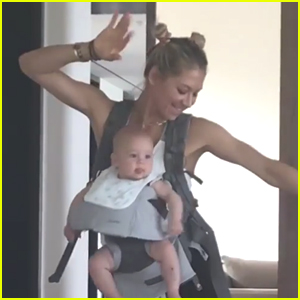 Anna Kournikova Dances with Daughter Lucy to Enrique Iglesias Song - Watch!