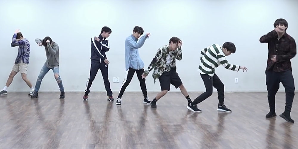 BTS Release 'Fake Love' Dance Practice Video – Watch Now