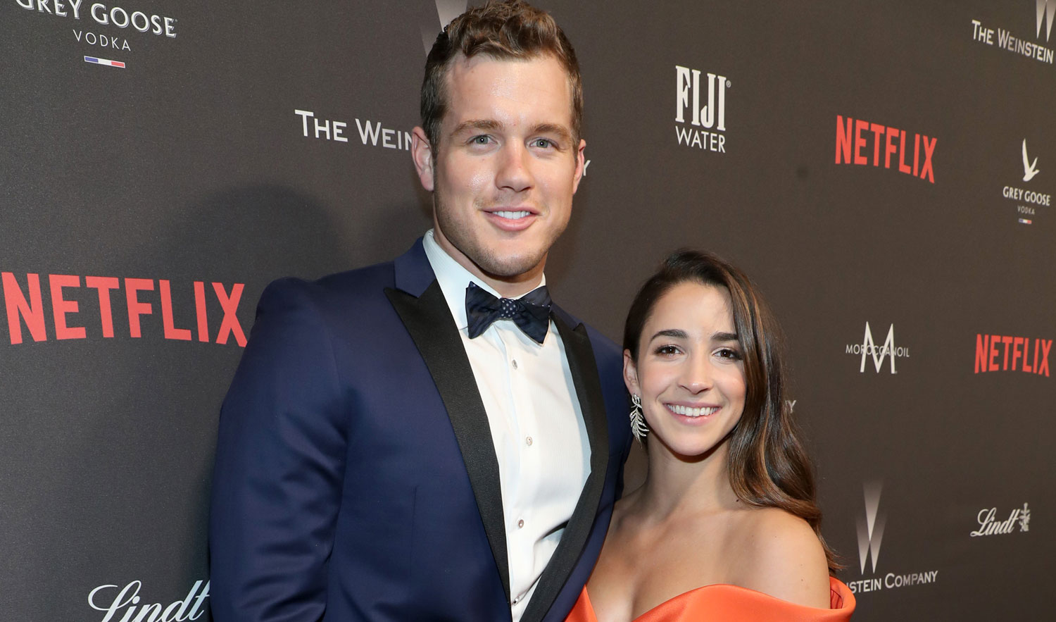 The Bachelorette S Colton Underwood Used To Date Aly Raisman Aly