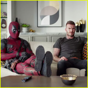 Ryan Reynolds Apologizes to David Beckham for 'Deadpool' Joke & David's Response Is Hysterical!