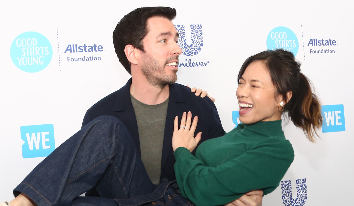 Property Brothers' Drew Scott Is Married to Linda Phan ...