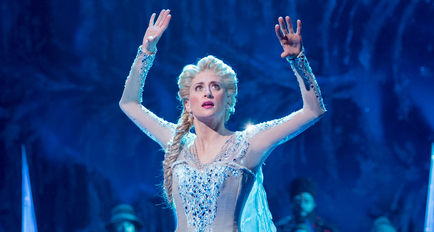 'Frozen' Broadway Cast Album Stream & Download – Listen ...