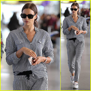 Irina Shayk Looks Stylish in NYC After Attending Cannes 2018!