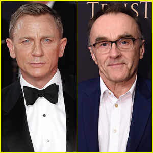 'James Bond 25' Confirmed with Daniel Craig & Director Danny Boyle!