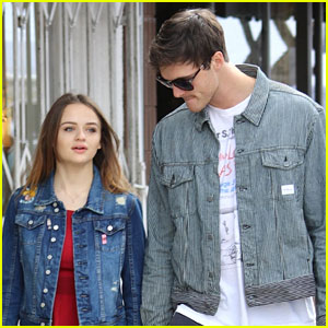 Joey King & Boyfriend Jacob Elordi Have Fun at Farmer's Market