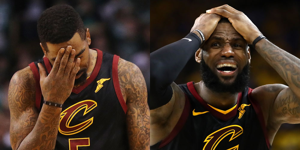 Celebs React to JR Smith's NBA Finals Mistake – Read Tweets!   JR Smith, Sports : Just Jared