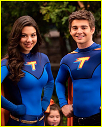 Kira Kosarin & Jack Griffo Look Back at Their Friendship Ahead of 'Thundermans' Series Finale!