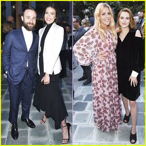 Mandy Moore & Fiance Taylor Goldsmith Couple Up for Communities In Schools Celebration 2018!