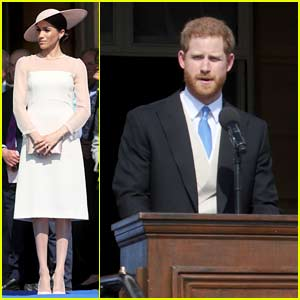 Duchess Meghan Markle & Prince Harry Make First Official Appearance After Wedding!