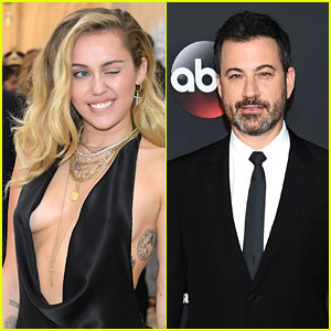 Miley Cyrus Pranks Sleeping Jimmy Kimmel at His Home - Watch the Video!