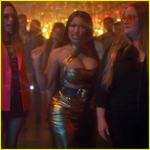 Nicki Minaj Stars in 'SNL' Parody of Haim 'Friendship Song' - Watch Now!