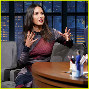 Olivia Munn Gave Her Mom the Ultimate Mother's Day Gift - Watch Now!