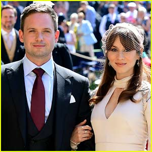 Patrick J. Adams Issues Apology Statement After Posting & Deleting Photo of Woman at Airport