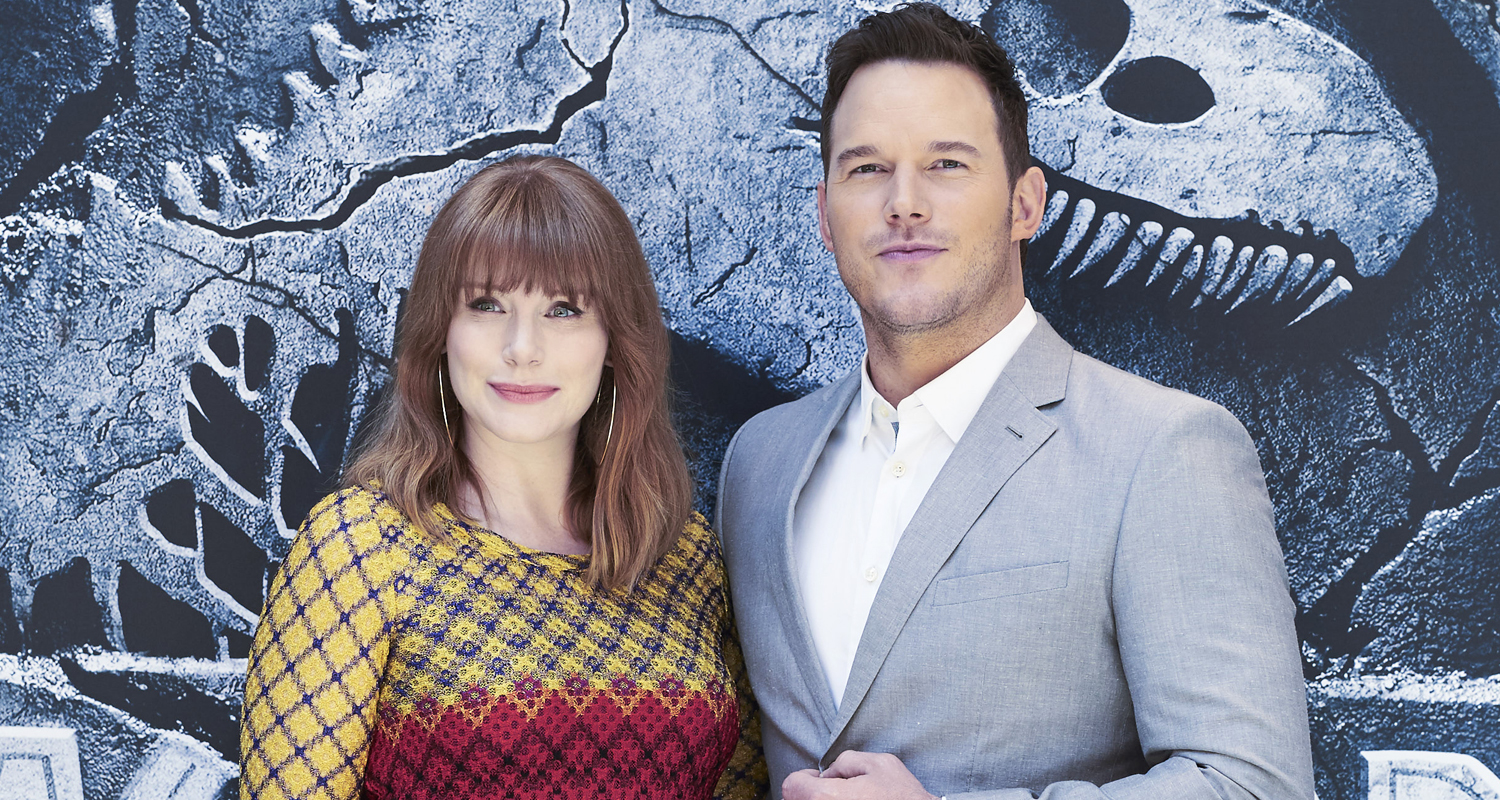 Chris pratt dating bryce dallas howard