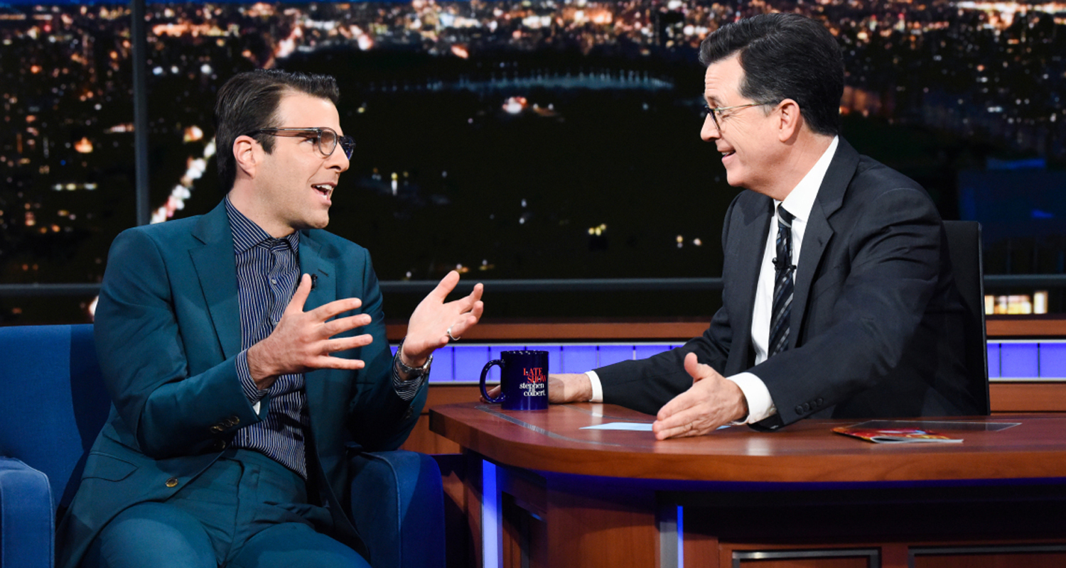 Zachary Quinto Says 'Star Trek 4′ Is Happening, S.J. Clarkson Is Directing!