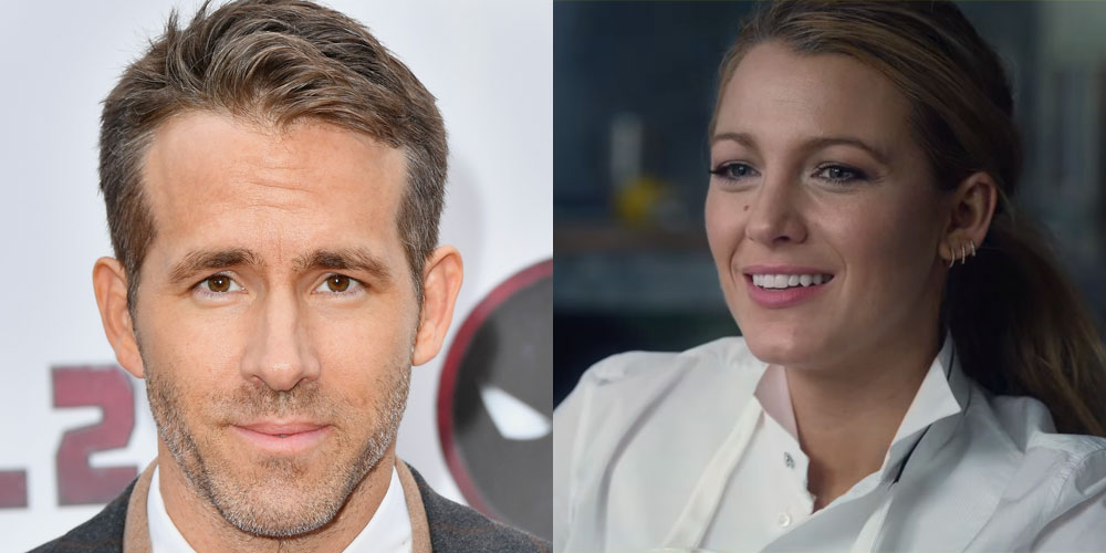 Ryan Reynolds Reacts to Blake Lively's Latest 'A Simple Favor' Movie Trailer!