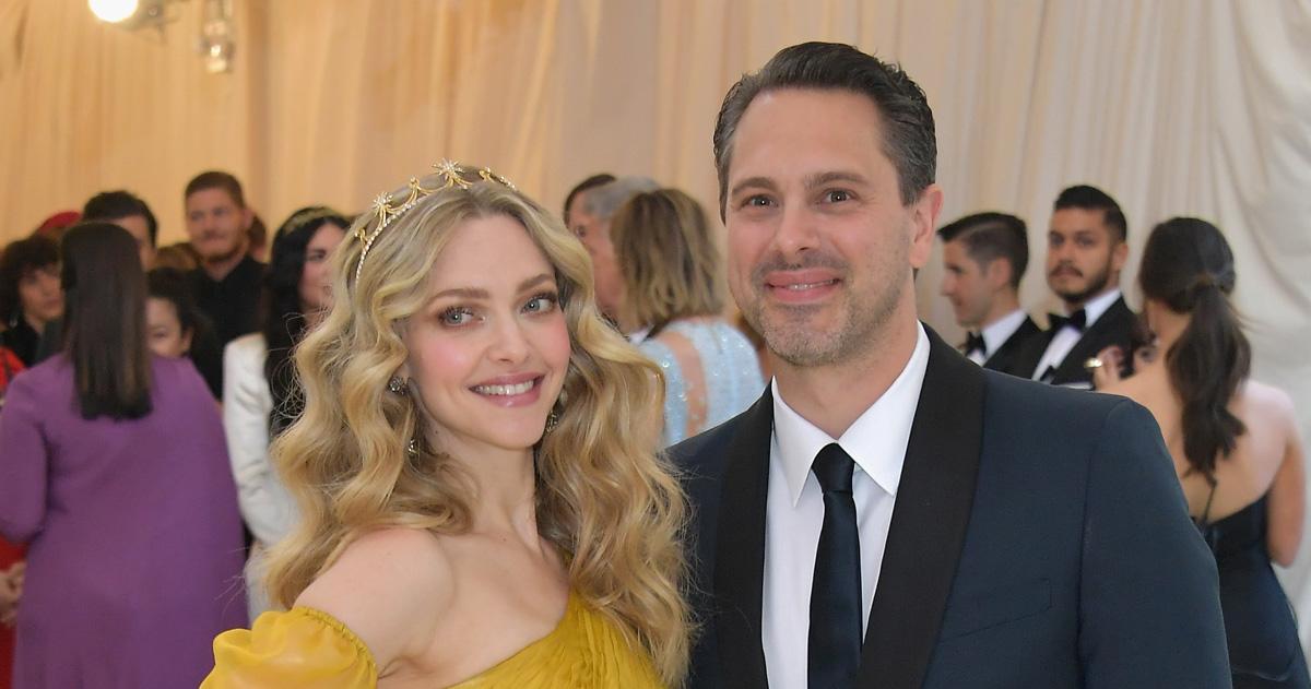 Amanda Seyfried & Husband Thomas Sadoski Make One Chic ...