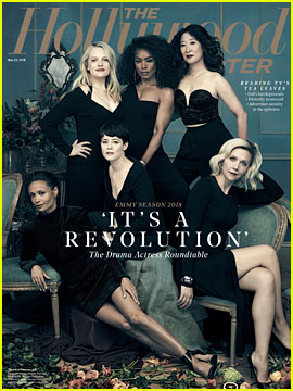 Claire Foy, Maggie Gyllenhaal, Angela Bassett & More Actresses Discuss Being a Woman in Hollywood