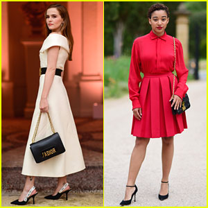 Zoey Deutch Is 'Never Leaving France' After Parfum Christian Dior Dinner