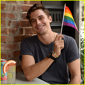 Queer Eye's Antoni Porowski Celebrates NYC Pride by Curating Some Special Cocktails