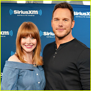 Chris Pratt Says Bryce Dallas Howard Knows the Ending of the Avengers - Watch Now!