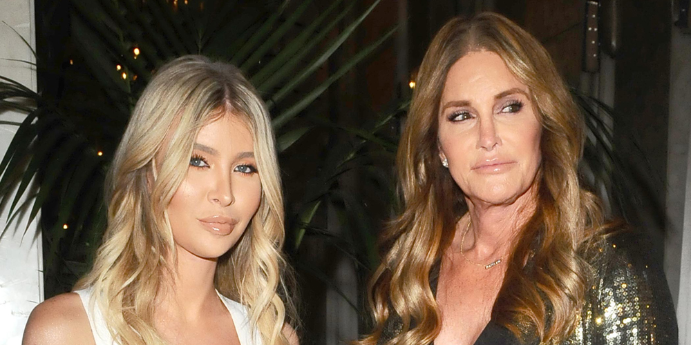 Caitlyn Jenner Amp Sophia Hutchins Attend Sally Awards 2018