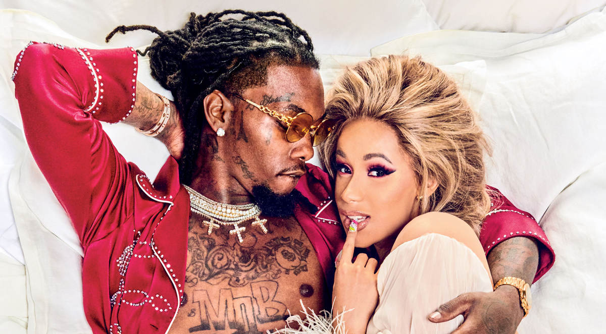 Cardi B Reveals New Offset Tattoo Photo: Cardi B Reveals Offset's Reaction To Her Pregnancy News