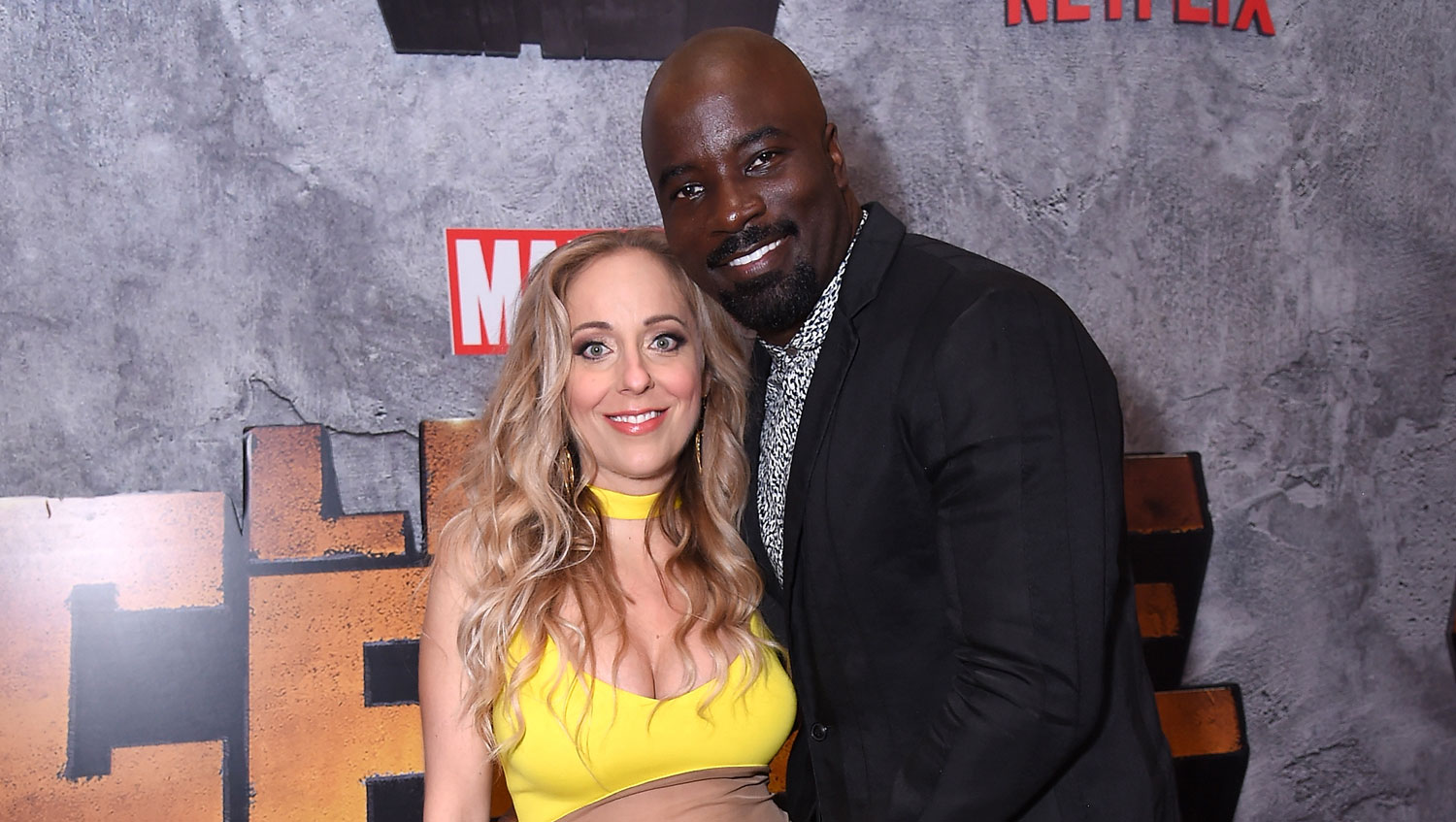 Luke Cage?s Mike Colter Expecting Baby with Wife Iva!