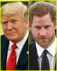 Meghan Markle's Dad Reveals Prince Harry's Thoughts on Donald Trump