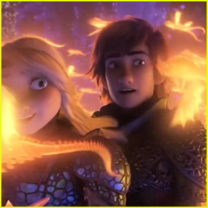 How to train your dragon photos news and videos just jared how to train your dragon the hidden world releases new trailer watch ccuart Image collections