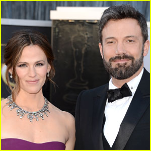 Jennifer Garner Posts Message to Ben Affleck on Father's Day
