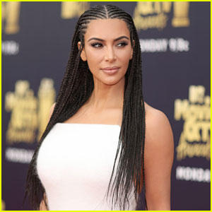 Kim Kardashian Responds to Backlash Over Her Braided Hair   North West s  Straight Hair 39addb05aa