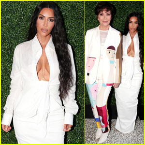 Kim Kardashian Opens Up About Collaborating With Her Family