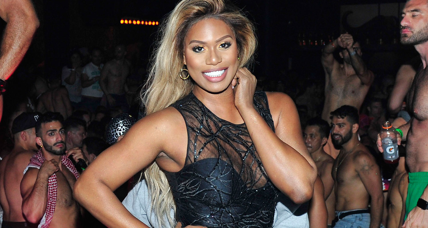 WCW: Laverne Cox pictures