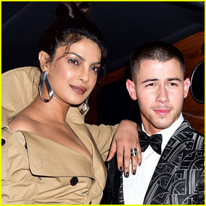 Nick Jonas Makes Relationship with Priyanka Chopra Instagram Official!