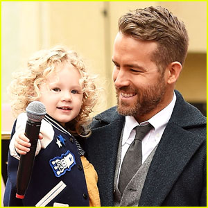 Ryan Reynolds' Father's Day Tweet Is Too Funny