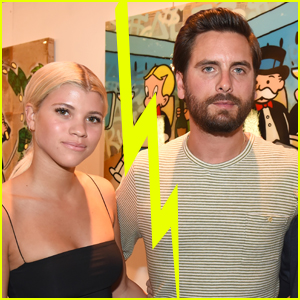 Sofia Richie Splits with Scott Disick After He Was Spotted with Another Woman