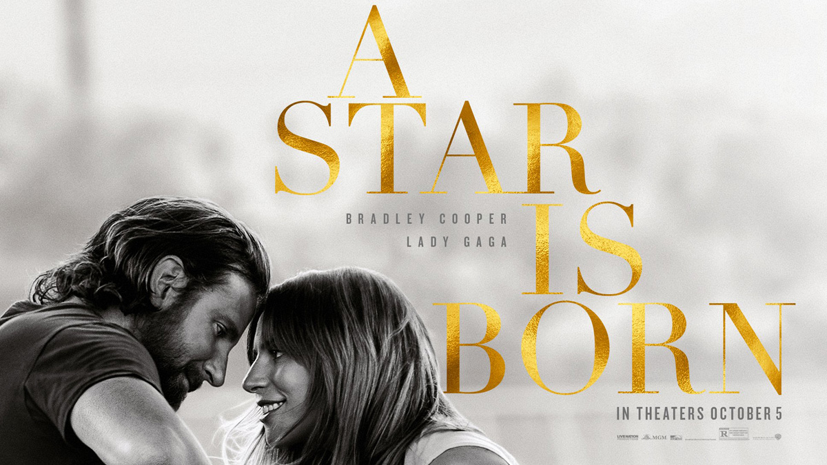 Image result for a star is born poster