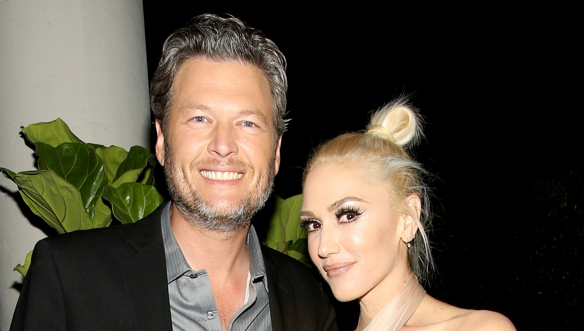 Blake Shelton Credits ?Miracle? Gwen Stefani For Helping Him Out of ?Rock Bottom? After Divorce