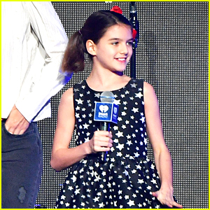 Suri Cruise Just Celebrated a Milestone Birthday!