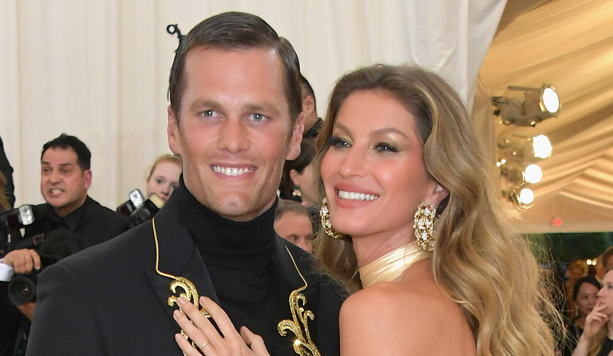 Tom Brady's Instagram Comment Is Getting a Whole Lot of