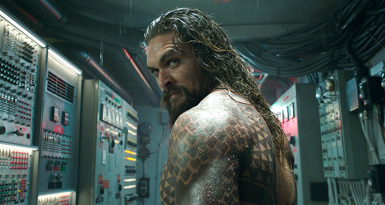 'Aquaman' Trailer Starring Jason Momoa Debuts at Comic-Con!