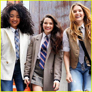 The Bold Types Aisha Dee Katie Stevens Meghann Fahy Look So Fierce For Seventeen Feature
