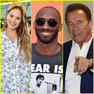 Chrissy Teigen, Kobe Bryant, Arnold Schwarzenegger & More React to LeBron James Joining LA Lakers!
