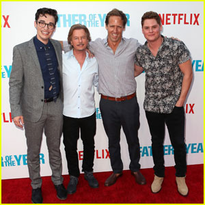 David Spade & 'Father of the Year' Cast Host Screening in Hollywood