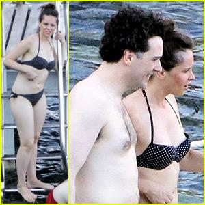 Beach bikini honeymoon think