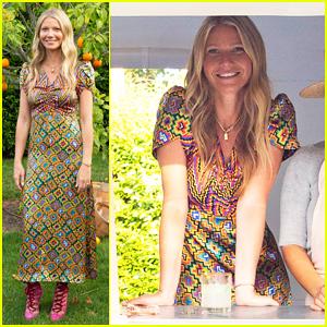 Gwyneth Paltrow Hosts Hamptons Summer Kickoff with Cointreau!